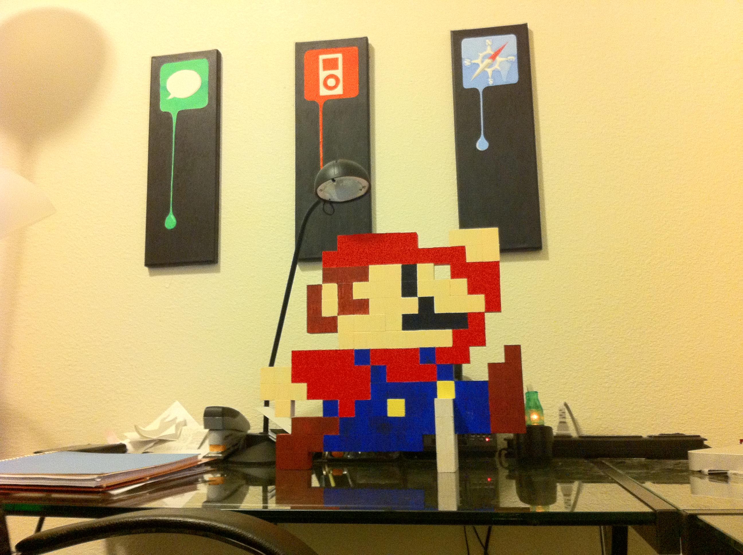Super Mario Bros Blocks