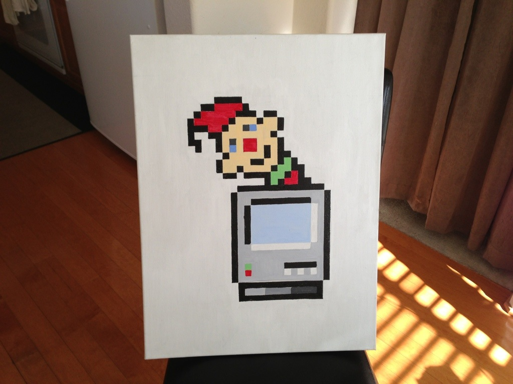 ResEdit icon painting