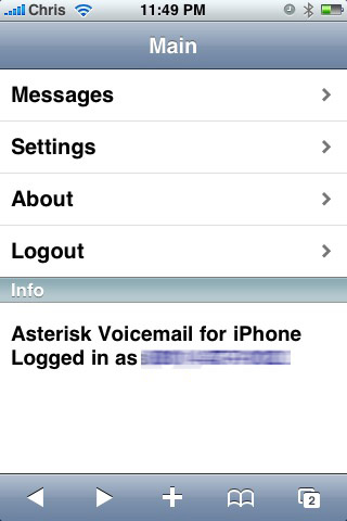 asterisk voicemail