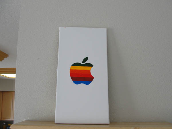 apple-logo-painting